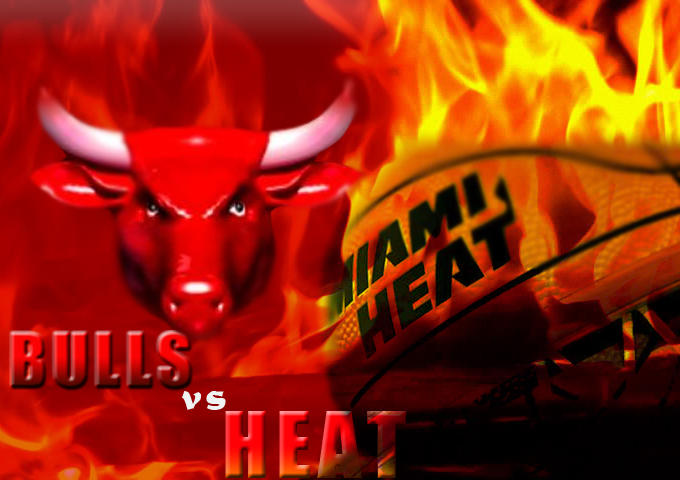 Chicago Bulls VS Miami Heat