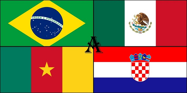 FIFA World Cup 2014 - Group A