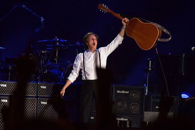 Paul McCartney Concert