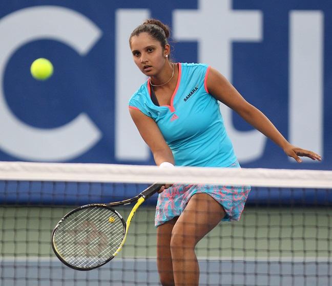 Sania Mirza US Open Tennis